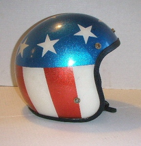 Motorcycle Helmets | Vintage Gift Ideas for Dad